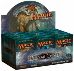 Planar Chaos Theme Box of 12