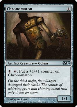Chronomaton - Foil