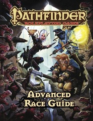 Pathfinder - Advanced Race Guide - Pocket Edition