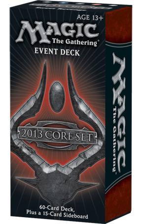 MTG Magic 2013 Event Deck: Sweet Revenge