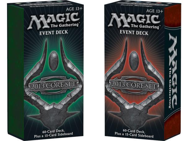 Magic 2013 Event Decks: Set of 2