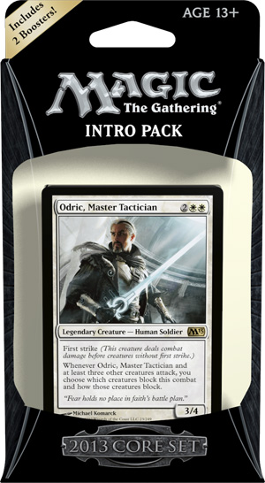 Magic 2013 Intro Pack - Path to Victory