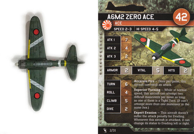 A6M2 Zero Ace