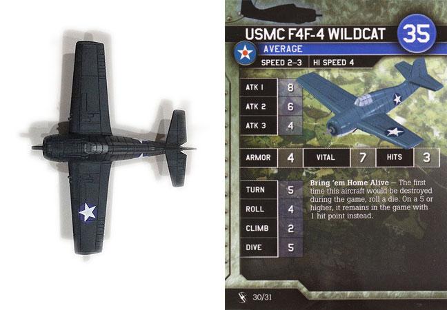 USMC F4F-4 Wildcat