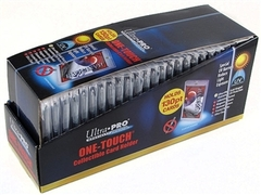 130pt. UV One-Touch Card Holder Magnetic Close Box of 25