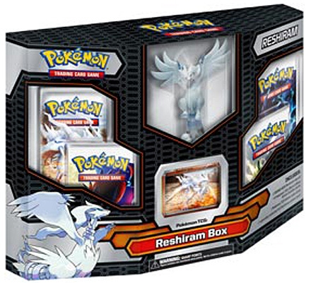 Black & White Legendary Box Reshiram or Zekrom