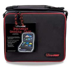 Ultra Pro Portable Gaming Case - Red