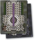 Pathfinder GameMastery Flip-Mat: Cathedral