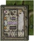 Pathfinder GameMastery Flip-Mat: Keep