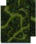 Pathfinder GameMastery Flip-Mat: Forest