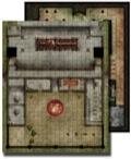 Pathfinder GameMastery Flip-Mat: Monastery