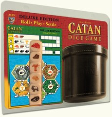 Catan Dice Game Deluxe Edition (Revised)