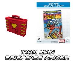 Iron Man Briefcase Armor - S101