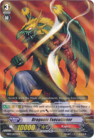 Dragonic Executioner - EB03/017EN - R