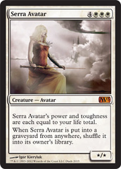 Serra Avatar (Duels of the Planeswalkers)