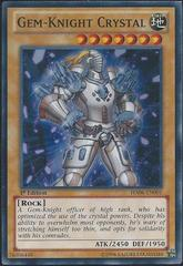 Gem-Knight Crystal - HA06-EN001 - Super Rare - 1st Edition