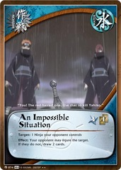 An Impossible Situation - M-874 - Rare - 1st Edition