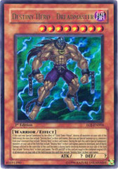 Destiny Hero - Dreadmaster - EOJ-EN004 - Ultra Rare - 1st Edition