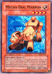 Mecha-Dog Marron - FET-EN019 - Common - 1st Edition