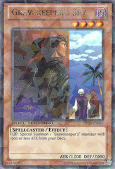 Gravekeeper's Spy - DT06-EN061 - Rare Parallel Rare - Duel Terminal on Channel Fireball