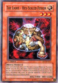 The Light - Hex-Sealed Fusion - FET-EN027 - Common - 1st Edition