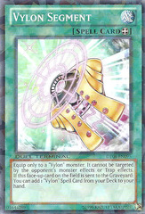 Vylon Segment - DT06-EN095 - Parallel Rare - Duel Terminal on Channel Fireball