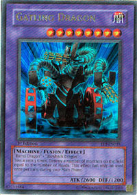 Gatling Dragon - FET-EN035 - Ultra Rare - 1st Edition