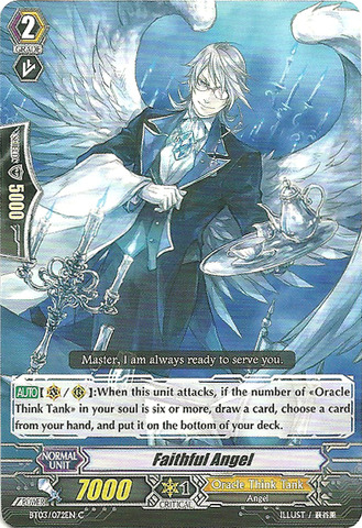 Faithful Angel - BT03/072EN - C