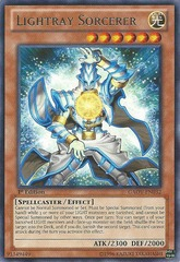 Lightray Sorcerer - GAOV-EN032 - Rare - Unlimited Edition