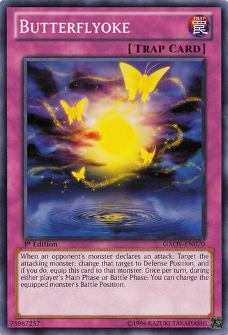 Butterflyoke - GAOV-EN070 - Common - Unlimited Edition