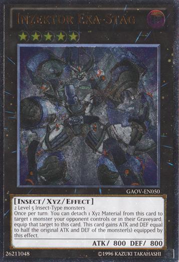 - Ultimate Rare Zekt Conversion Near Mint 1st Edition GAOV-EN073