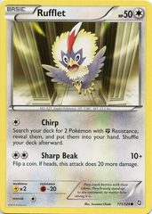 Rufflet - 111/124 - Common