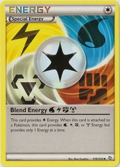 Blend Energy WLFM - 118/124 - Uncommon on Channel Fireball