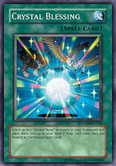 Crystal Blessing - FOTB-EN034 - Common - 1st Edition