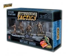 Neuroshima Tactics: Borgo Mutants