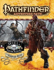 Pathfinder Adventure Path #55: The Wormwood Mutiny (Skull & Shackles 1 of 6)