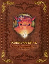 1st Edition Premium Players Handbook
