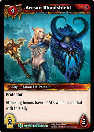 WORLD OF WARCRAFT WOW TCG BATTLE OF ASPECTS ARMY OF UNDEATH X 4