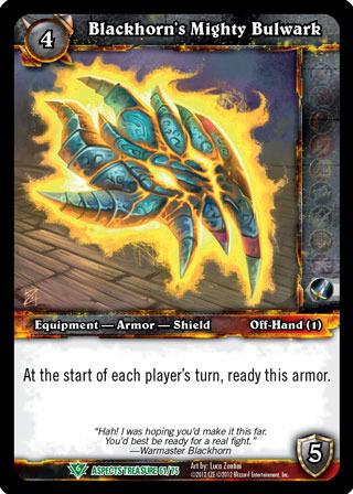 Blackhorn's Mighty Bulwark