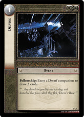 Delving - Foil