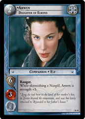 Arwen, Daughter of Elrond - Foil