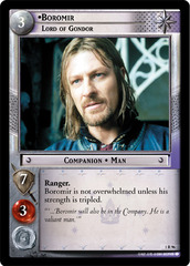 Boromir, Lord of Gondor - Foil