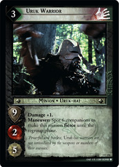 Uruk Warrior - Foil