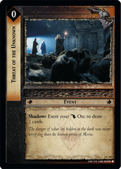Threat of the Unknown - Foil