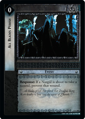 All Blades Perish - 1U203 - Foil