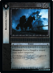 Relentless Charge - Foil