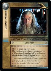 Gandalf's Wisdom - Foil