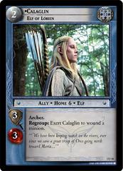 Calaglin, Elf of Lorien - Foil
