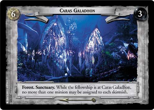 Caras Galadhon - Foil