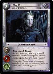 Faramir, Son of Denethor - Foil